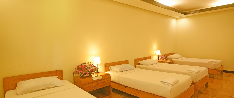 Begonia room